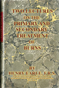 Two Lectures on The Primary and Secondary Treatment of Burns